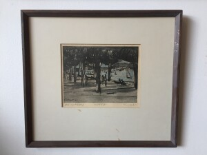 Herbert Siebner, a member of the Limners, a prominent group of Victoria-based artists, was born in 1925 to a cultured family in the city of Stettin, Germany $250