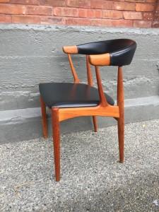 by Danish designer Johannes Andersen in the early 60s.(SOLD)