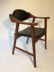1960's arm chair by Stokke Fabrikker - Norway- great original condition - (SOLD)